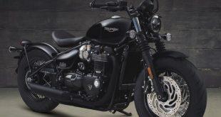 Triumph Bobber Black : tarif et dispo