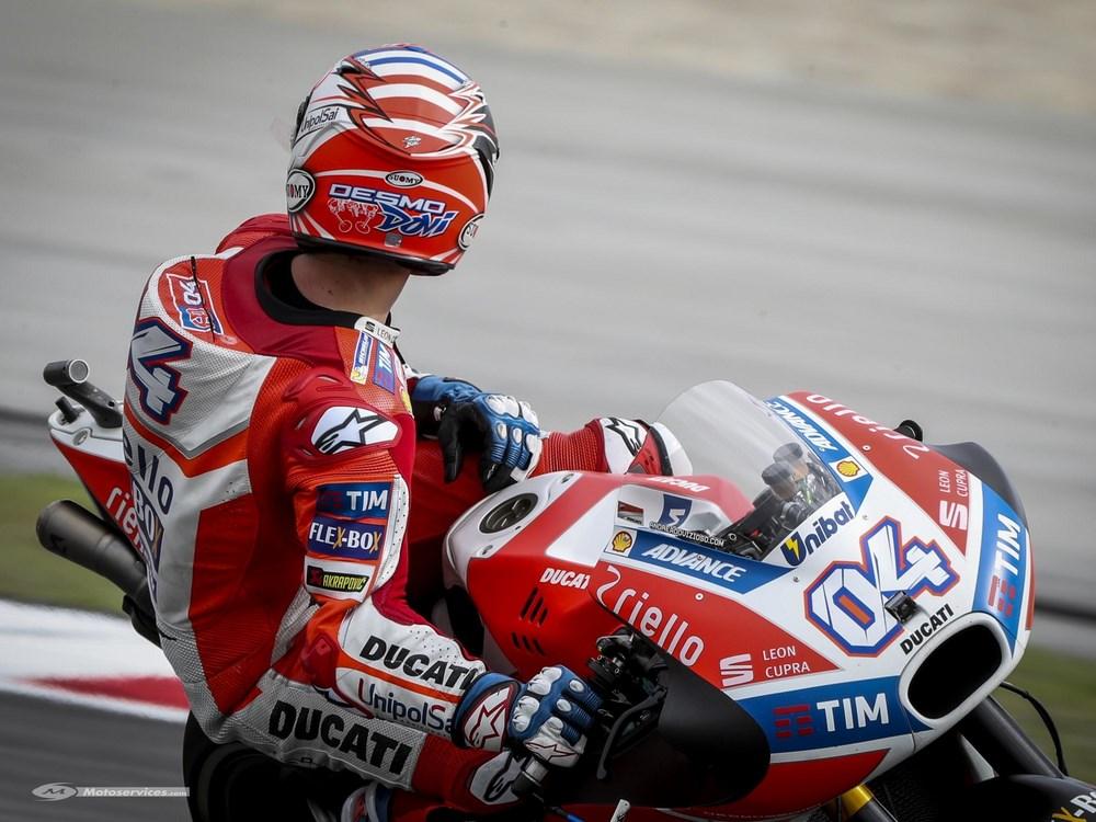 MotoGP 2018 : Dovizioso record du monde, devant Rossi et Marquez