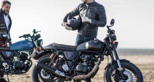 Archive Motorcycle : des nouvelles 125 scrambler et café racer
