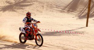2ème édition Trophée Motocross à El Menia (wilaya de Ghardaïa)