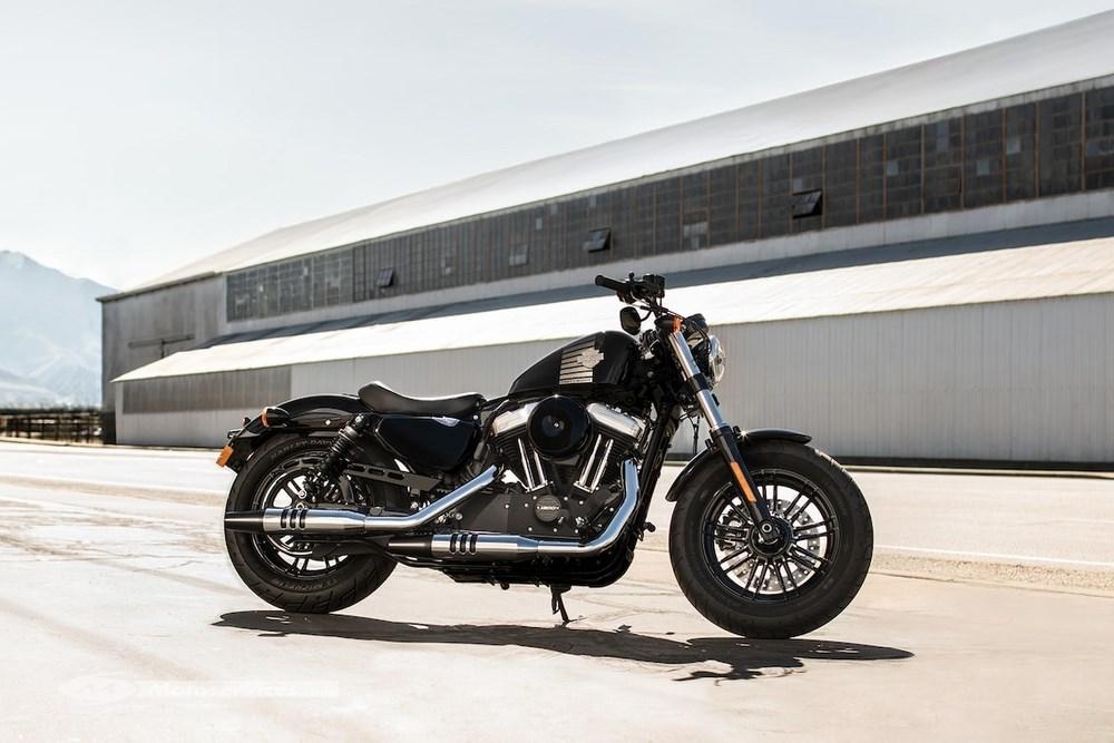 Harley-Davidson 2019 : les noms 48X et Pan America déposés !