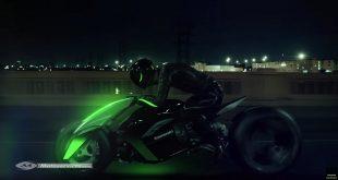 Kawasaki Concept J : le 3-roues du futur pour bientôt ?