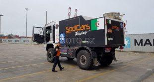 Rallye Paris-Dakar : Ramzi Osmani plante le drapeau algérien