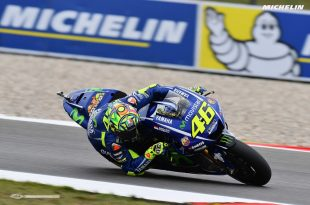 MotoGP 2017 : Le match Michelin/ Rossi,