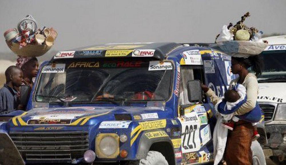 Algérie : vers un retour du Rallye Dakar ?
