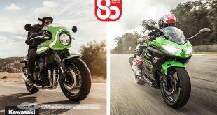 Jeu Louis Moto : une Z900RS Café et une Ninja 400 à gagner