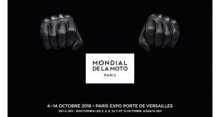 Mondial de la moto Paris 2018 : communication 2.0