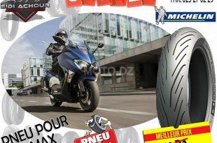 Pneu Michelin Pilot Power 3 disponible chez Sidi Achour Motos Pièces