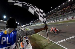 MotoGP 2018 au Qatar : Dovizioso il magnifico