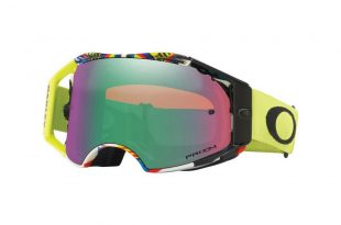 Lunettes cross Oakley signée Rossi - Air Brake MX VR46