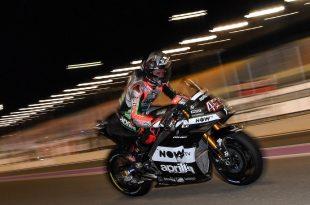 MotoGP 2018 au Qatar