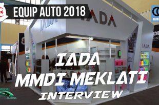 Interview : IADA MMDI Meklati, Equip'Auto 2018
