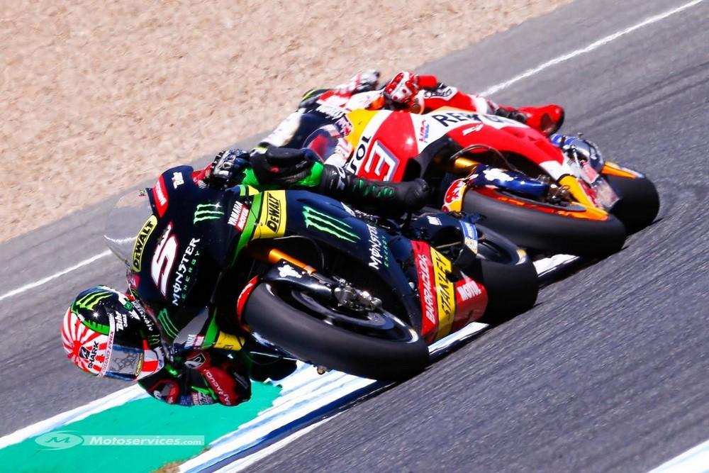 MotoGP 2019 : L'option Zarco/Yamaha  rétrécit à toute vitesse …