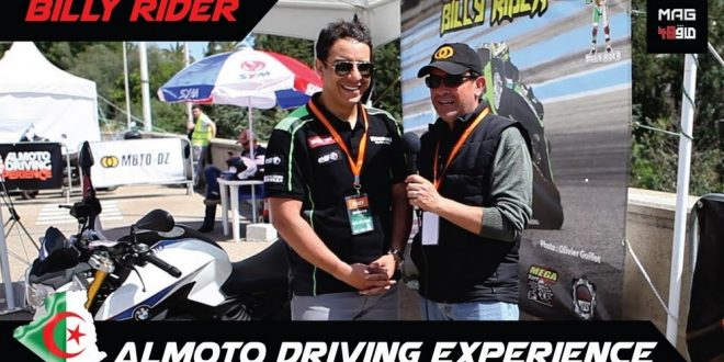 ALMOTO Driving eXperience 2018 | Billy Rider #13