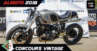 Concours moto ancienne | Vintage