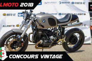 Concours moto ancienne   Vintage