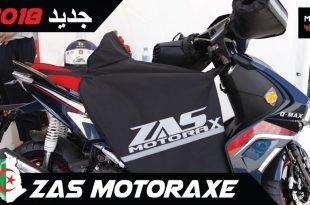ZAS Motoraxe : nouveautés 2018   Salon Almoto