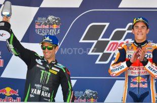 Moto GP 2018 : Duel Zarco-Marquez au Mans… et plus ?