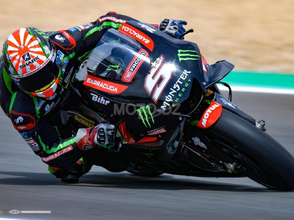MotoGP 2018 : Zarco meilleur temps des essais officiels de Jerez