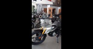 #Live BMW Motorrad (FB) : présentation de la BMW G 310 GS