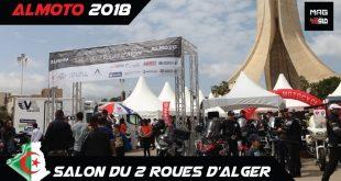 Vidéo 2ème édition du Salon du 2 Roues d'Alger | ALMOTO 2018
