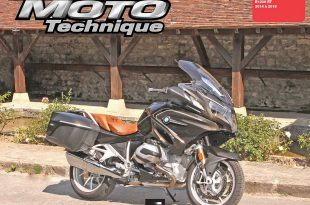 RMT 190 : la BMW R1200 RT