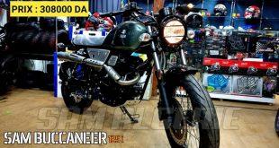 SAM Algérie : tarif 2018 et promotion sur la gamme motos et scooters !