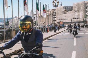 The 2018 Distinguished Gentleman's Ride | Algiers - Algeria