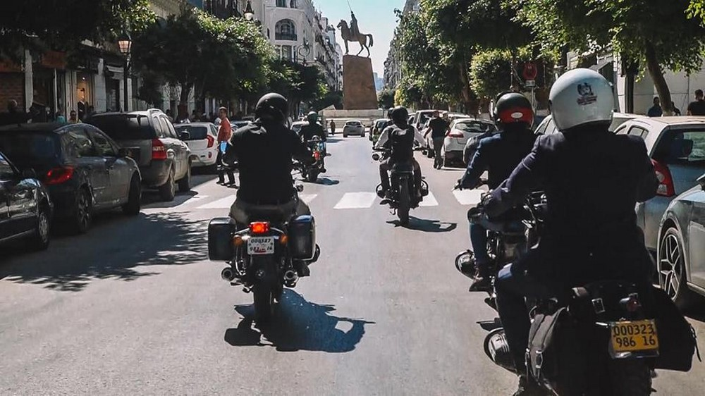 The 2018 Distinguished Gentleman's Ride | Algiers - Algeria