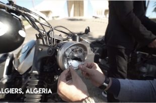 The Distinguished Gentleman's Ride official 2018 : Algiers