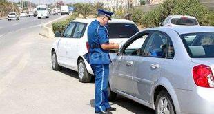 Trafic routier à Alger : plus de 29.000 infractions enregistrées lors des 8 premiers mois de 2018