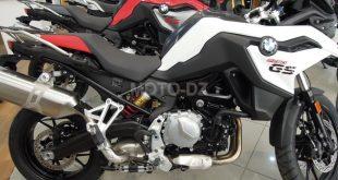 BMW MOTORRAD ALGERIE: ARRIVEE DE LA NOUVELLE F750 GS