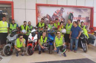 VMS Industrie lance une campagne de sensibilisation pour motards