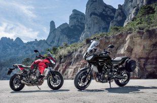Yamaha Algérie : Tracer 700 disponible et en promotion s'il vous plait !