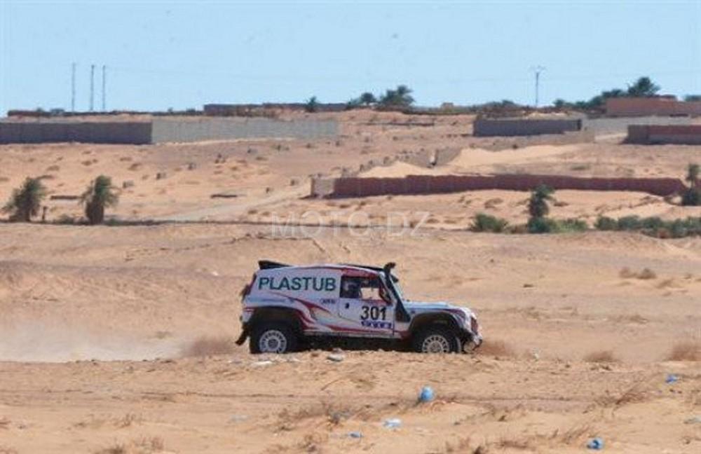 Rallye / Challenge Sahari international : la 5 ème étape sur une distance de 344 km