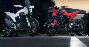 Concepts Honda CB125M et CB125X : des petites pépites qui pétillent