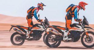KTM 790 Adventure & Adventure R : comme leur nom l'indique