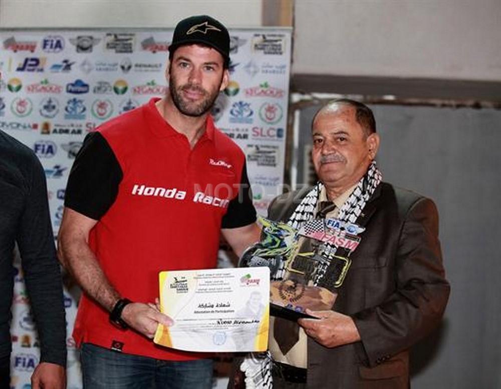 """Rallye """"Challenge Sahari"""" : les Algériens et les Européens se partagent les titres de la 4ème édition"""