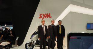conférence de presse SYM
