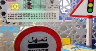 Lancement des opérations de généralisation du permis biométrique à points