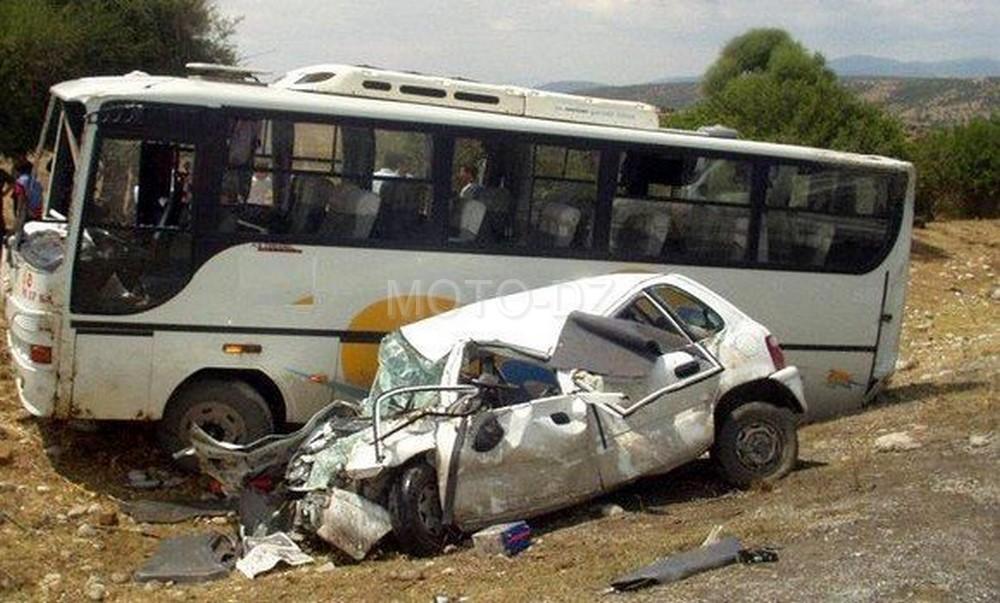 Accidents de la circulation : 34 morts et 978 blessés en une semaine