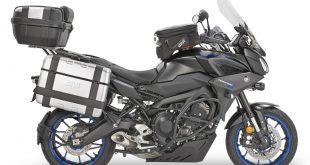 Givi : Plus de 50 accessoires pour la Yamaha Tracer 900