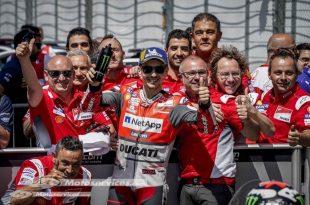 MotoGP 2018 : Lorenzo en déprime a failli démissionner en cours de saison !