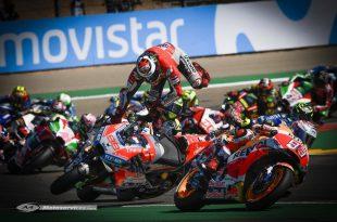 MotoGP 2018/2019 : Lorenzo et Marquez opérés en même temps !