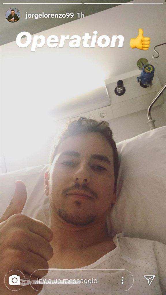 MotoGP 2018/2019 : Pour Lorenzo, opération réussie !