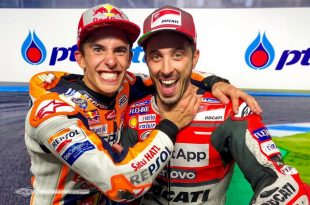 MotoGP 2019 : Marquez refuse la guerre civile façon Prost-Senna …