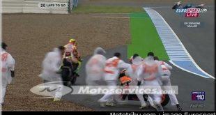 MotoGP 2019 : Nouveau règlement, on pourra passer la ligne d'arrivée à plat ventre !