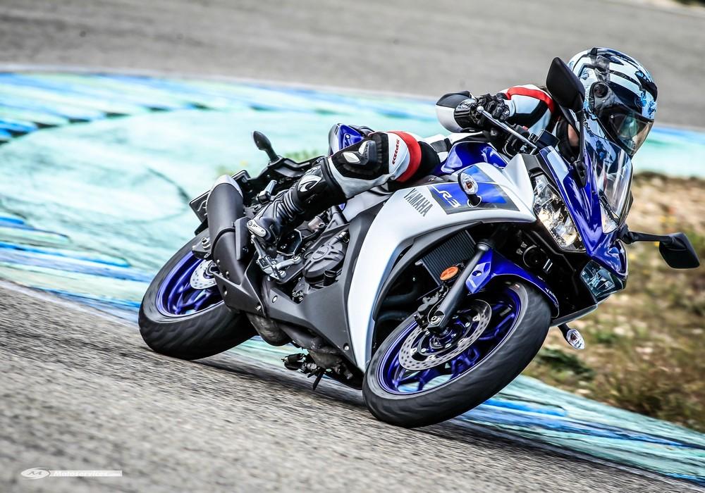 Yamaha rappelle les MT-03 et YZF-R3