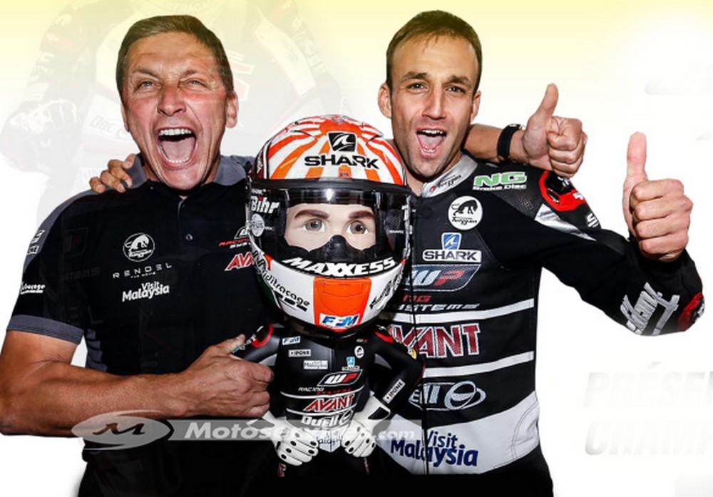 MotoGP : Zarco quitte officiellement Fellon