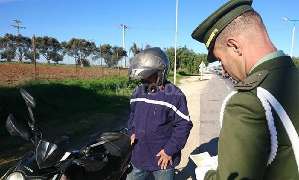 Campagne de sensibilisation en faveur des conducteurs de motocyclettes